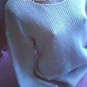 Одежда ручной работы. Ярмарка Мастеров - ручная работа Свитер с ассиметрией. Handmade.