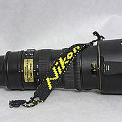 Украшения ручной работы. Ярмарка Мастеров - ручная работа Браслет Nikon. Handmade.