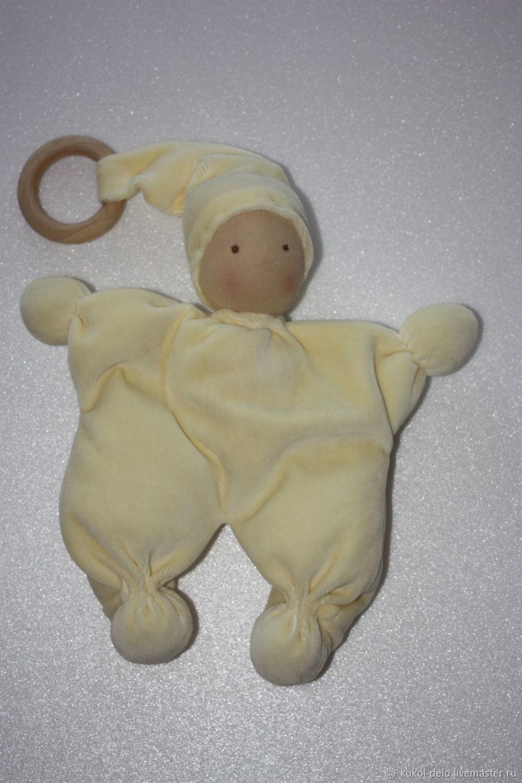 Вальдорфская кукла для малыша, Вальдорфские куклы и звери, Щербинка,  Фото №1