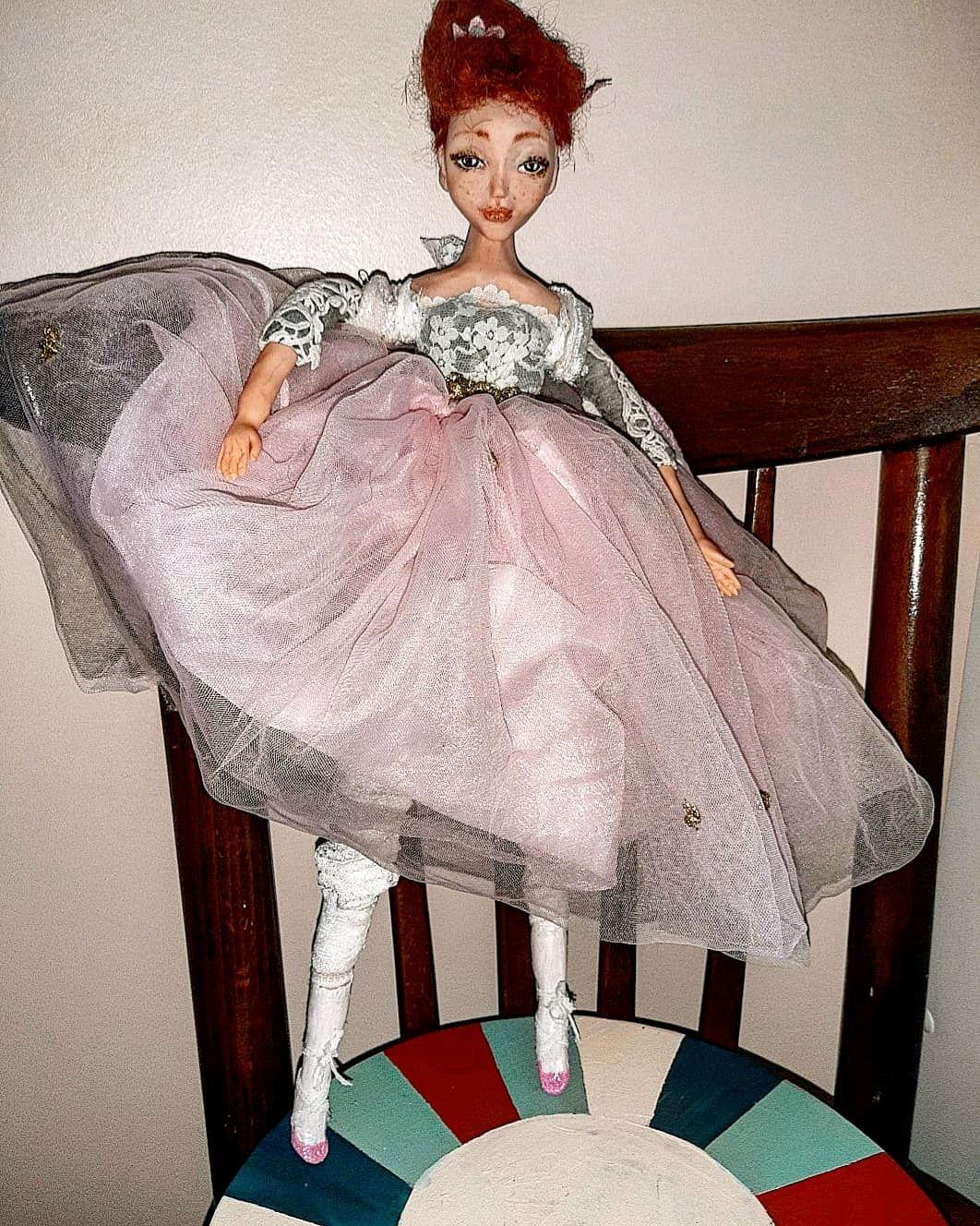 Моя Балерина, Куклы и пупсы, Тверь,  Фото №1