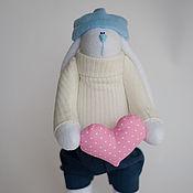 Куклы и игрушки ручной работы. Ярмарка Мастеров - ручная работа Зай Тедди. Handmade.