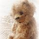 Мишки Тедди ручной работы. Ярмарка Мастеров - ручная работа. Купить Алиса. авторский мишка-тедди ручной работы. Handmade.