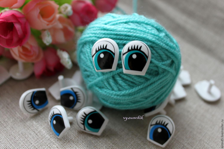 Стеклянные глазки для игрушек своими руками Ярмарка Мастеров 54