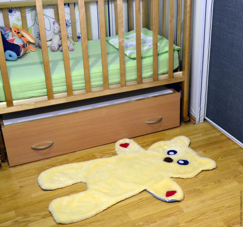 Прикроватный коврик ребенку