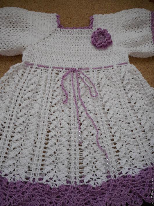 Одежда для девочек, ручной работы. Ярмарка Мастеров - ручная работа. Купить Платье Белоснежка. Handmade. Белый, нарядное платье