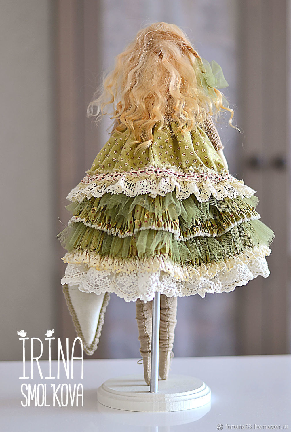 Doll Tilda Lula Shop Online On Livemaster With Shipping