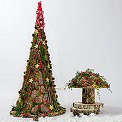 Подарки к праздникам handmade. Livemaster - original item Interior tree
