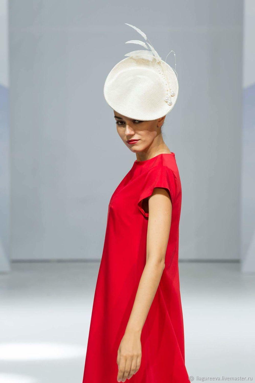 Свадебная шляпка, Шляпы, Москва,  Фото №1