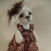Куклы и игрушки ручной работы. Ярмарка Мастеров - ручная работа мишка Мэри. Handmade.