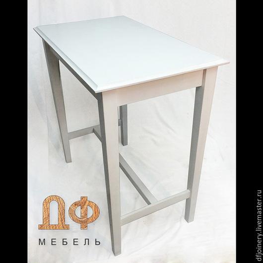 Мебель ручной работы. Ярмарка Мастеров - ручная работа. Купить Барный стол из дерева. Handmade. Барный стул, барная стойка