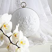 """Классическая сумка ручной работы. Ярмарка Мастеров - ручная работа Свадебная сумочка """" Wedding ball"""". Handmade."""