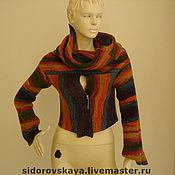 Одежда ручной работы. Ярмарка Мастеров - ручная работа Джемпер-платье (трансформер). Handmade.