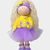 Материалы для творчества handmade. Livemaster - original item Sewing kit doll Tonya. Handmade.