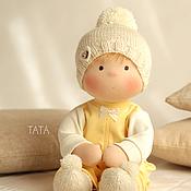 Куклы и игрушки ручной работы. Ярмарка Мастеров - ручная работа Кукла Непоседа. Handmade.