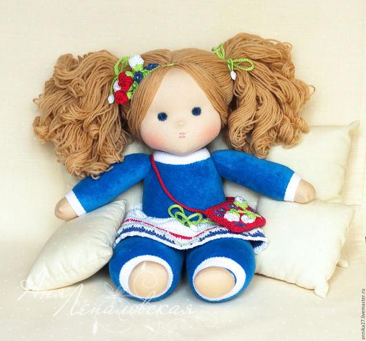 Вальдорфская игрушка ручной работы. Ярмарка Мастеров - ручная работа. Купить Шармельки (микс 2). Handmade. Шармелька, теплая кукла