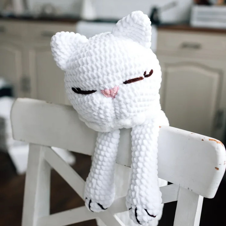 Пижамница-котёнок, Мягкие игрушки, Омск,  Фото №1