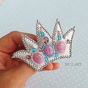 Украшения handmade. Livemaster - original item Brooch for Princess. Handmade.