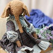Куклы и игрушки handmade. Livemaster - original item Elephant Teddy Pauline. Handmade.