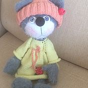 Куклы и игрушки ручной работы. Ярмарка Мастеров - ручная работа Кошека Люся. Handmade.