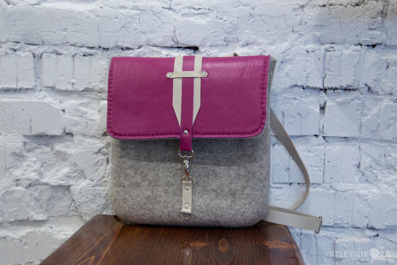 Валяный рюкзак рюкзак для металлоискателя kiwidition taukari