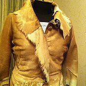 """Одежда ручной работы. Ярмарка Мастеров - ручная работа Куртка """"Гламурная"""". Handmade."""