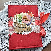 "Канцелярские товары ручной работы. Ярмарка Мастеров - ручная работа Кулинарная книга ""Bon appetit"".. Handmade."