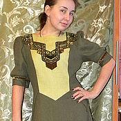 """Одежда ручной работы. Ярмарка Мастеров - ручная работа платье """" Песня лета """". Handmade."""
