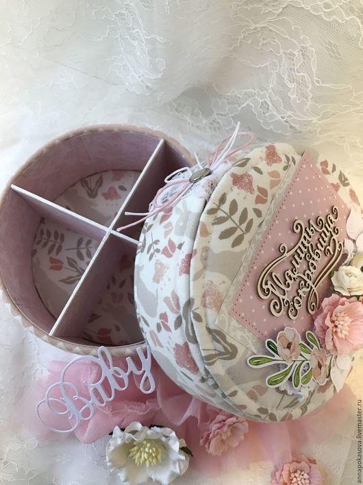Подарки для новорожденных, ручной работы. Ярмарка Мастеров - ручная работа. Купить Круглые мамины сокровища. Handmade. Мамины сокровища