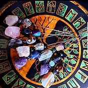 Ритуальная атрибутика ручной работы. Ярмарка Мастеров - ручная работа Ведьмина игла. Handmade.