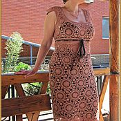 """Одежда ручной работы. Ярмарка Мастеров - ручная работа Платье """"Dolce Vita"""". Handmade."""