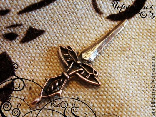 Для украшений ручной работы. Ярмарка Мастеров - ручная работа. Купить Время рыцарей 1333-150 (1). Handmade.