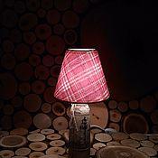 """Для дома и интерьера ручной работы. Ярмарка Мастеров - ручная работа Мини-лампа """"Уютный берег моря"""". Handmade."""
