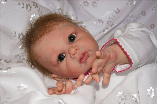 Куклы-младенцы и reborn ручной работы. Ярмарка Мастеров - ручная работа. Купить Кукла-реборн Тоня.. Handmade. Кукла реборн
