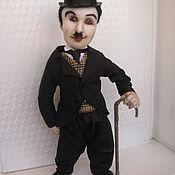 Куклы и игрушки handmade. Livemaster - original item interior doll: Charlie. Handmade.