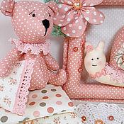 Куклы и игрушки ручной работы. Ярмарка Мастеров - ручная работа Набор игрушек. Handmade.