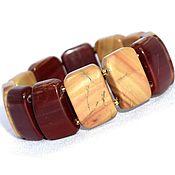 Украшения handmade. Livemaster - original item bracelet genuine Jasper. Handmade.