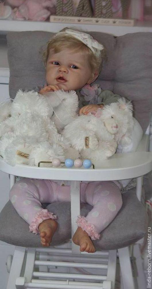 """Куклы и игрушки ручной работы. Ярмарка Мастеров - ручная работа. Купить 14500! Лимитированный распроданный Молд """"Angelina"""" от  Romie Strydom. Handmade."""