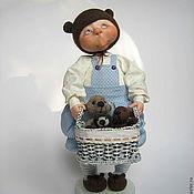 """Куклы и пупсы ручной работы. Ярмарка Мастеров - ручная работа малыш-Мишаня""""мои мишани"""". Handmade."""