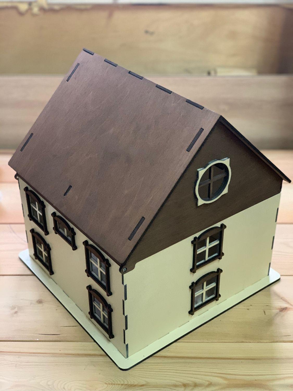 Дом-казана для денег, Кукольные домики, Санкт-Петербург,  Фото №1