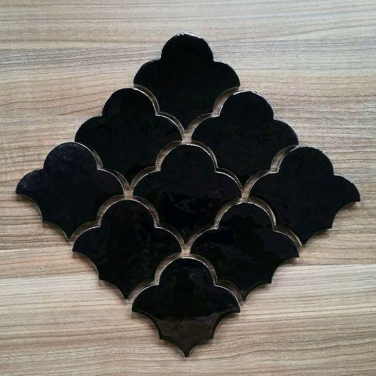 марокканская плитка ручной работы Лотос.