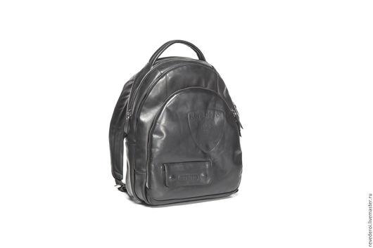 Рюкзаки ручной работы. Ярмарка Мастеров - ручная работа. Купить Рюкзак из натуральной  кожи Reve de roi (лев) рюкзак кожаный. Handmade.