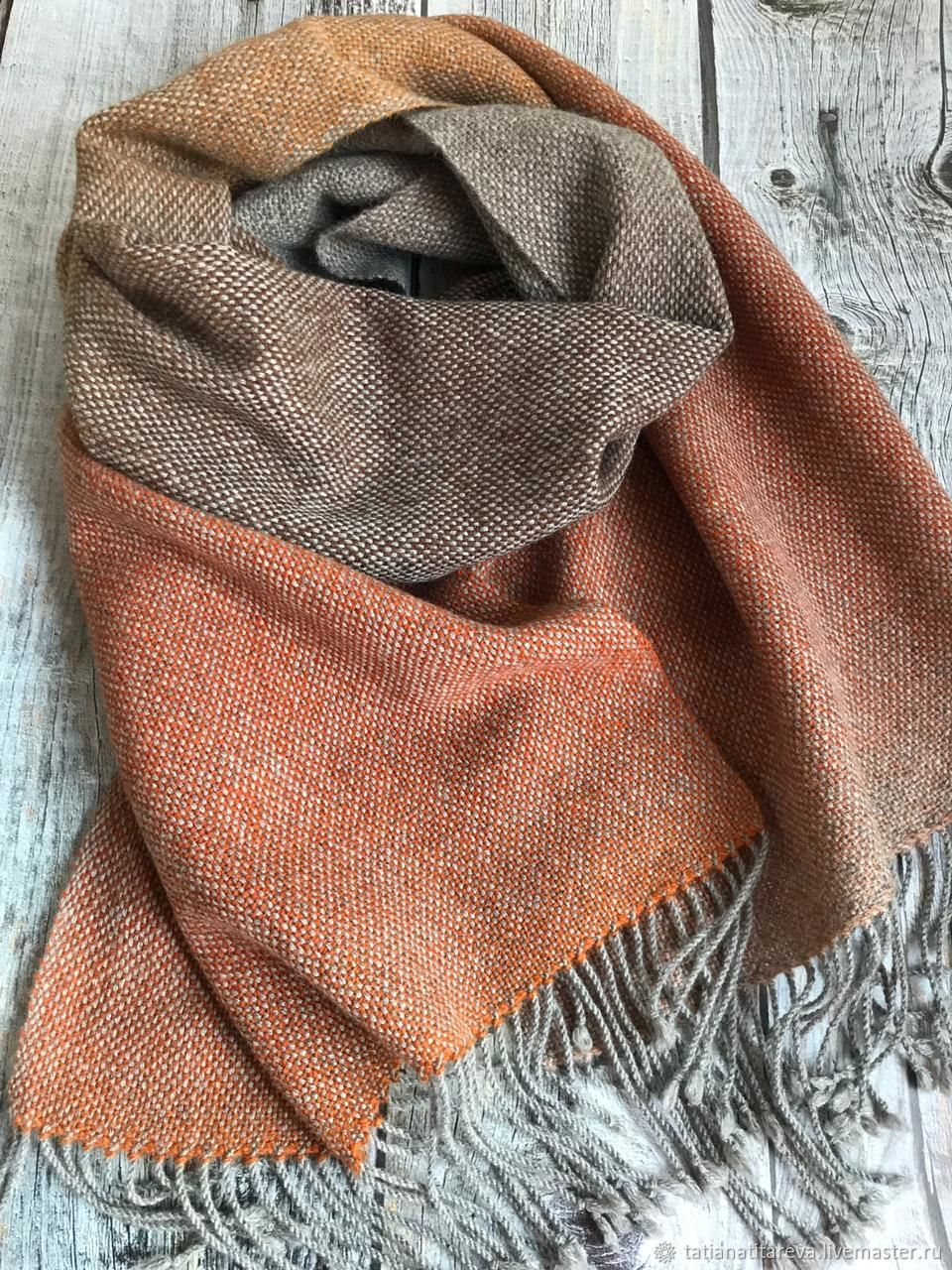 Woven scarf from County, Scarves, Krasnodar,  Фото №1