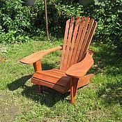 """Для дома и интерьера ручной работы. Ярмарка Мастеров - ручная работа кресло """"Адирондачное"""". Handmade."""