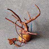 Для дома и интерьера handmade. Livemaster - original item Stand for jewelry. Handmade.