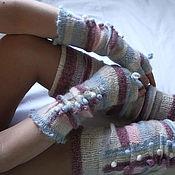 Аксессуары handmade. Livemaster - original item Mitts leg warmers