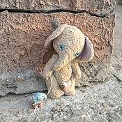 Куклы и игрушки ручной работы. Ярмарка Мастеров - ручная работа Хемуль, который любил тишину... Handmade.