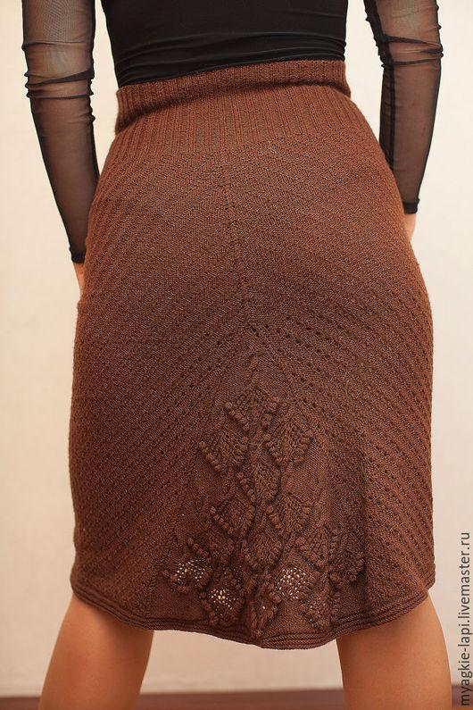 Ярмарка мастер класс юбка спицами фото #2