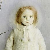 Куклы и игрушки ручной работы. Ярмарка Мастеров - ручная работа Настенька.. Handmade.