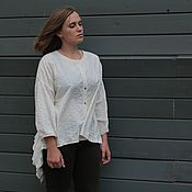 Одежда ручной работы. Ярмарка Мастеров - ручная работа Женская нарядная блузка. Handmade.