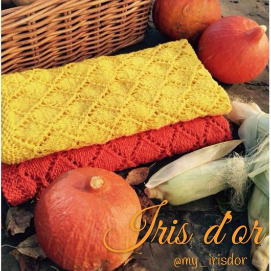 Плед, плед детский, детский плед, blanket, babyblanket, ручная работа, handmade, хлопок, оранжевый, желтый